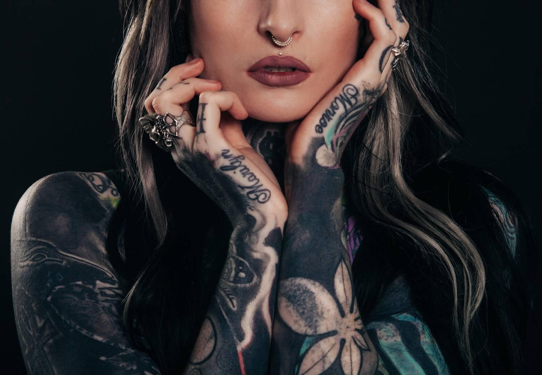 W jakich miejscach najlepiej robić tatuaże?